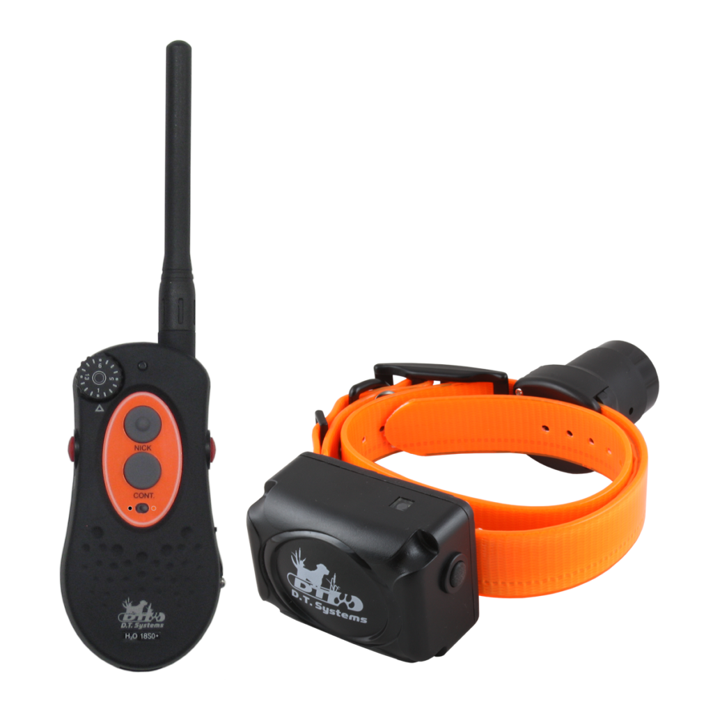 DT Systems H2O 1850 PLUS Upland Beeper Trainer
